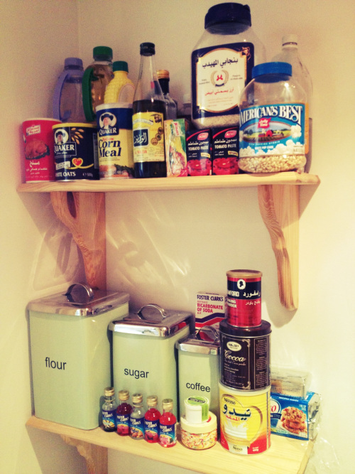 food-shelves