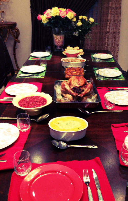 saudi thanksgiving