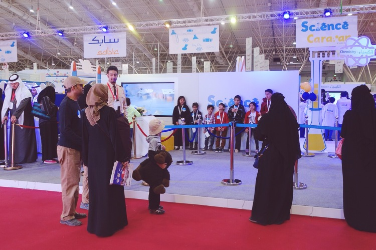 sabic science caravan.