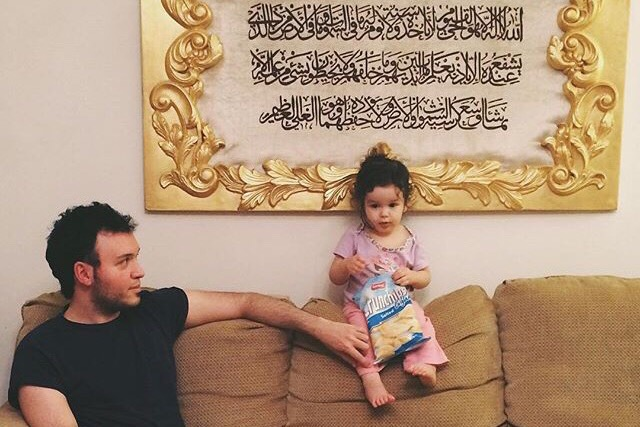 uncle suleiman and lavender.